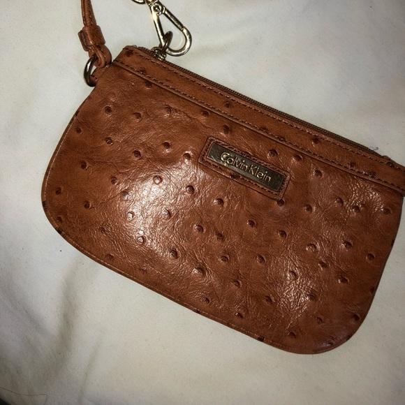 Calvin Klein Handbags - Calvin Klein Wristlet